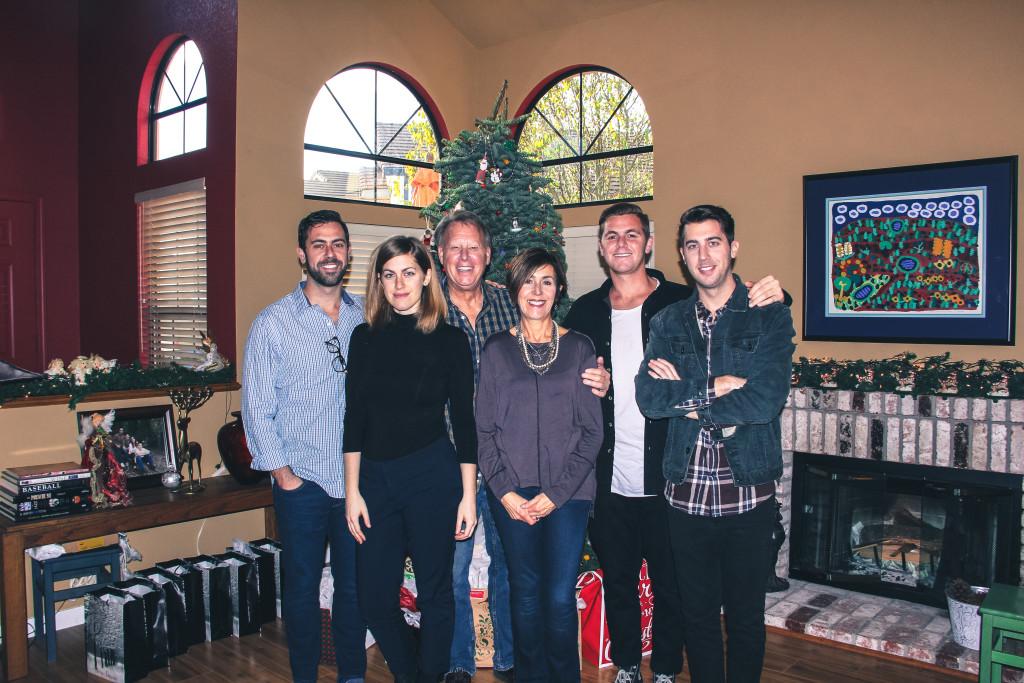 Evan, Lauren, John, Karen, Jordan, Bryan