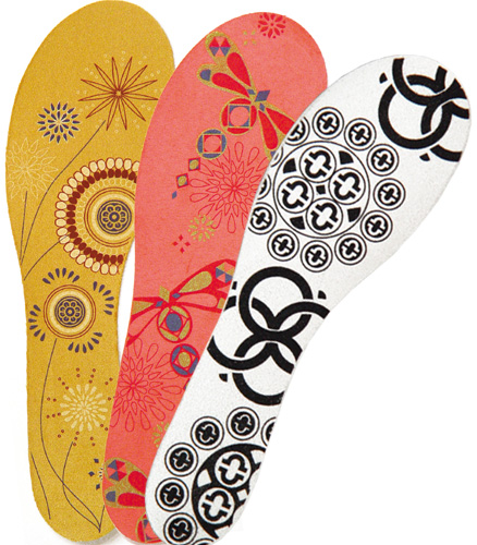 Summer Soles<br>The Solution for Sticky Summer Feet