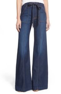 7 for All Mankind High Rise Palazzo Jeans