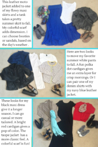 Summer to Fall Transition Fashion Outfits - 2