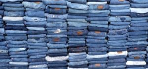 Lots of jeans!