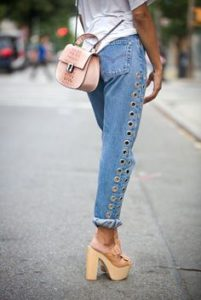 jeans-with-grommets