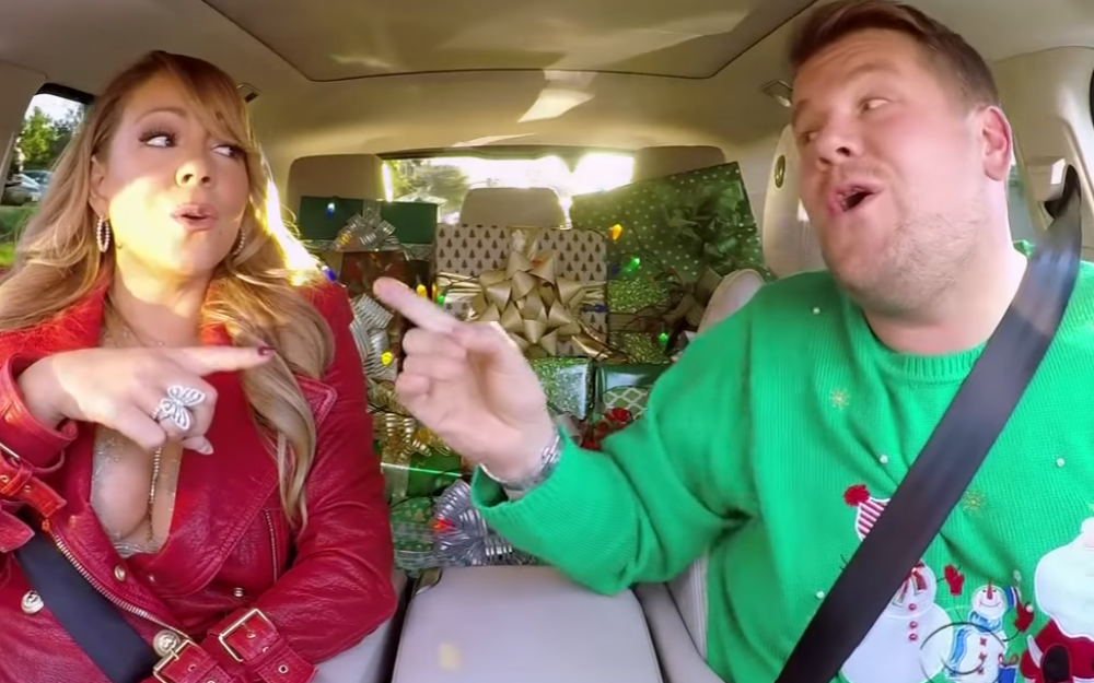 Strobing (for Your Face!), Carpool Karaoke, <br>and Other Holiday Fun