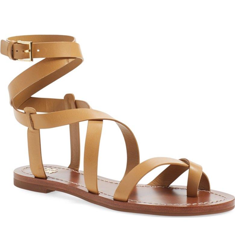 Tory Burch Patos Gladiator Sandal