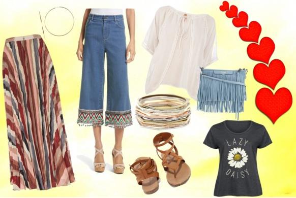 Summer of Love Fashion