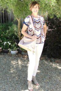 Bag with shoulder strap 1