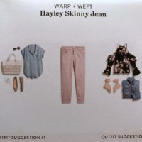 Hayley Skinny Jeans Outfit Suggestions