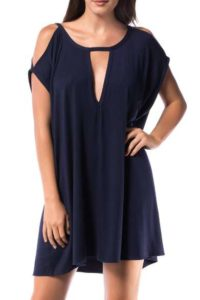 Nordstrom Robin Piccone Cold Shoulder Cover-Up $94
