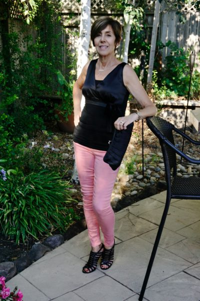 Colored Jeans Dressy 2