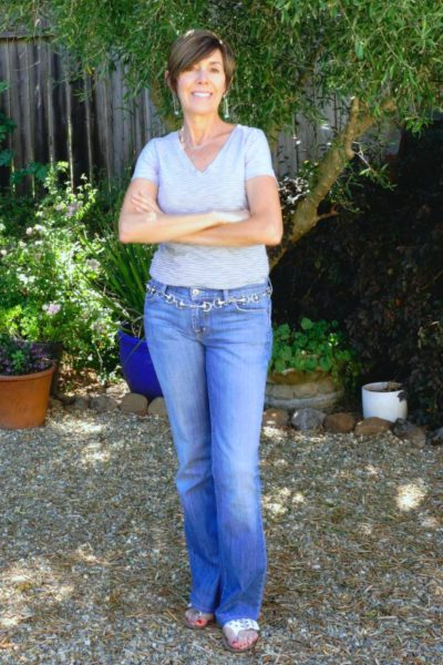Flare Jeans Casual 2