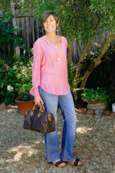 Flare Jeans Dressy 2