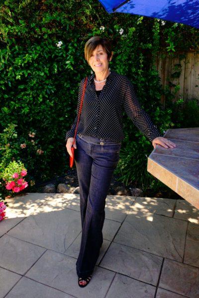 Trouser Jeans Dressy