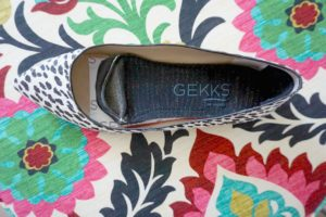 No-show socks for flats and loafers